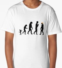 Trump evolution II Long T-Shirt