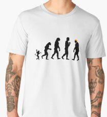Trump evolution II Men's Premium T-Shirt