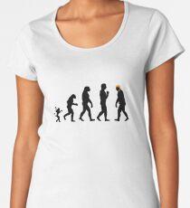 Trump evolution II Women's Premium T-Shirt