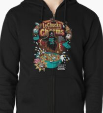 LeChucky Charms Zipped Hoodie