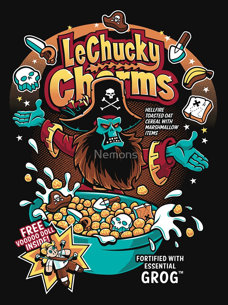 LeChucky Charms by Nemons