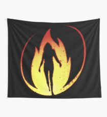 Firewalk Logo - Before the Storm - Life is Strange 1.5 Wall Tapestry