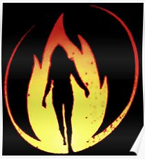 Firewalk Logo - Before the Storm - Life is Strange 1.5 Poster