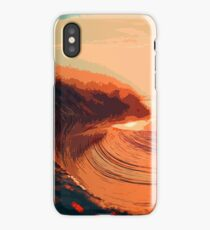 Sunset on the Ocean iPhone Case/Skin