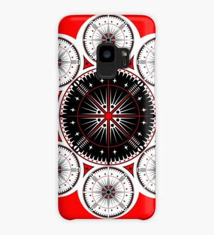 Tribal Gathering Case/Skin for Samsung Galaxy