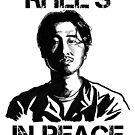 Glenn Rhee: Rhee's In Peace by moonwalkerwiz