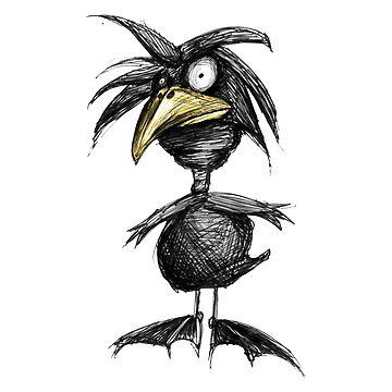 Quoth the Raven by ZoJones