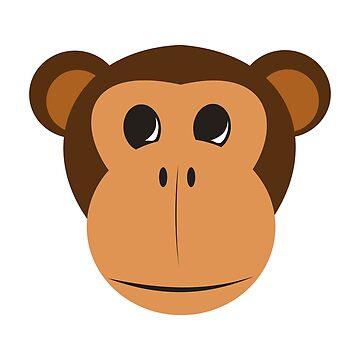 Monkey's head by fourretout