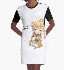 Vestido camiseta Oscuridad de Konosuba
