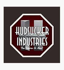 Hudsucker Industries : Inspired by The Hudsucker Proxy Photographic Print