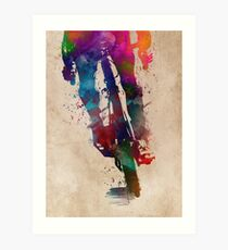 cycling #sport #cycling Art Print