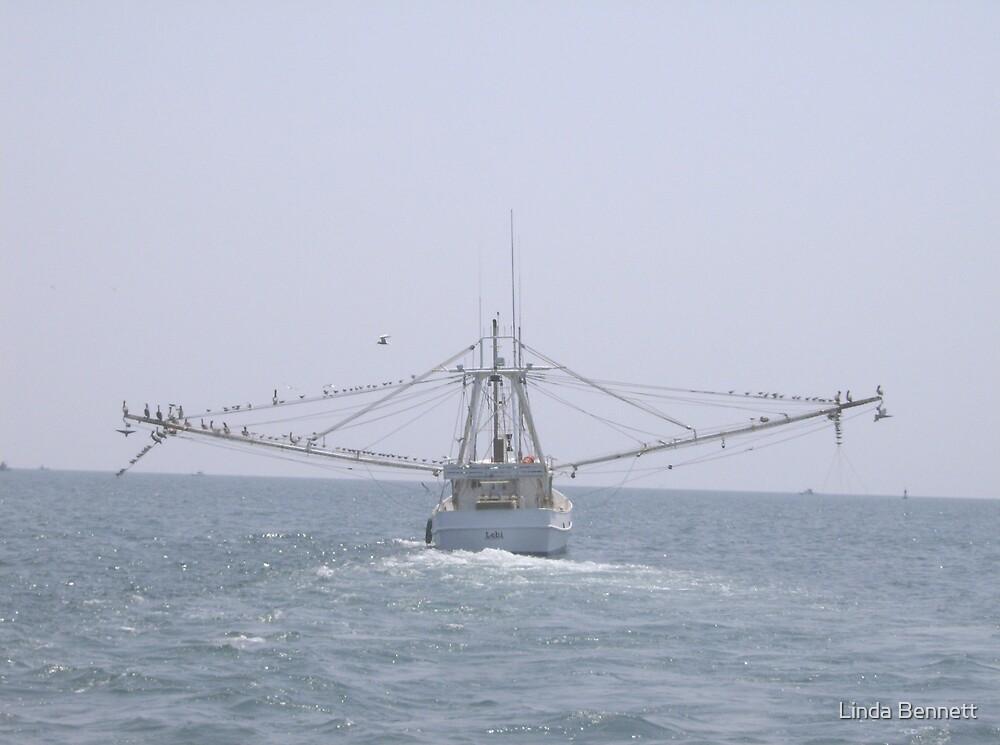 Shrimp Boat by Linda Bennett