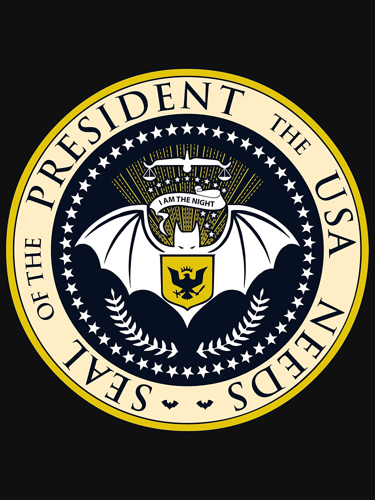 The President The USA Needs by anfa