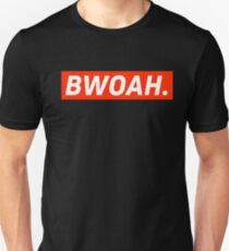 Bwoah Kimi  Unisex T-Shirt