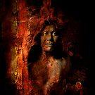 Assiniboine Chief by WickedLola