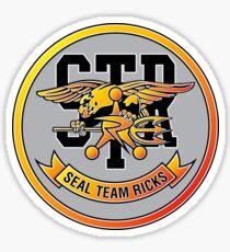 Seal Team Ricks Sticker