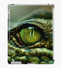 Eye of the Crocodile [Print & iPad Case] iPad Case/Skin