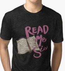 Read Me Sis Tri-blend T-Shirt