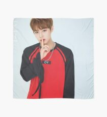 Wanna One To Be One Park Jihoon Scarf