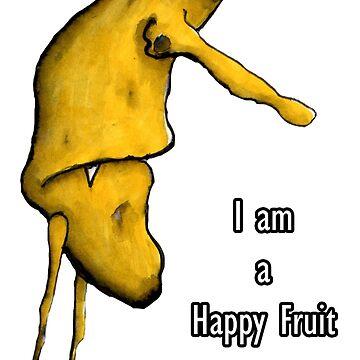 Happy Fruit by ZoJones