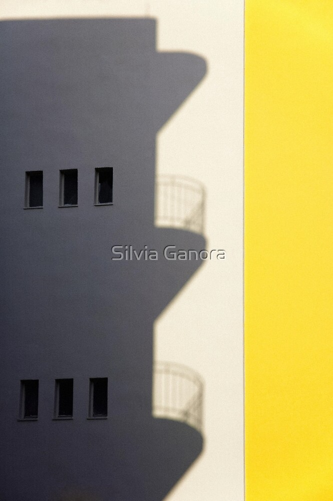 City shadows by Silvia Ganora