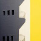 City shadows by Silvia Ganora