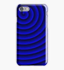 YOU'VE GOT ME IN A SPIN iPhone Case/Skin