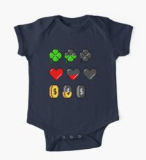 Video Game Stats Kids Clothes