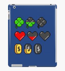 Video Game Stats iPad Case/Skin