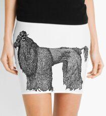 Corded Poodle Mini Skirt