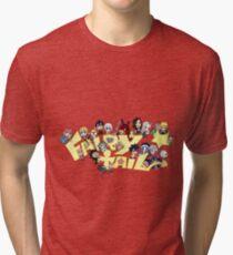 Chibi fairy  Tri-blend T-Shirt