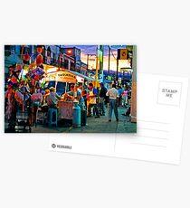 El Flamazo Postcards
