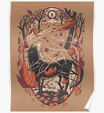 Autumnal Equinox Poster