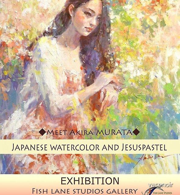 Akira murata works by vasenoir