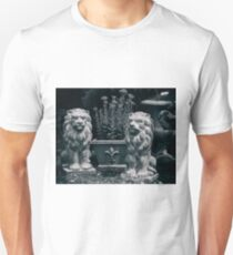 Garden Lions Unisex T-Shirt