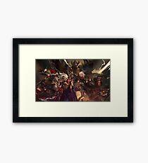 Pentakill - band Framed Print