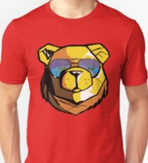 Robust Bear Sitges view T-Shirt