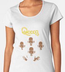 Red Dwarf: Queeg Women's Premium T-Shirt