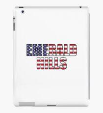 Emerald Hills iPad Case/Skin
