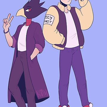 Dem Fashion Bois  by jirou-kojirou