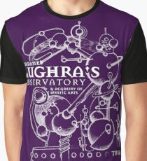 Aughra's Observatory Graphic T-Shirt