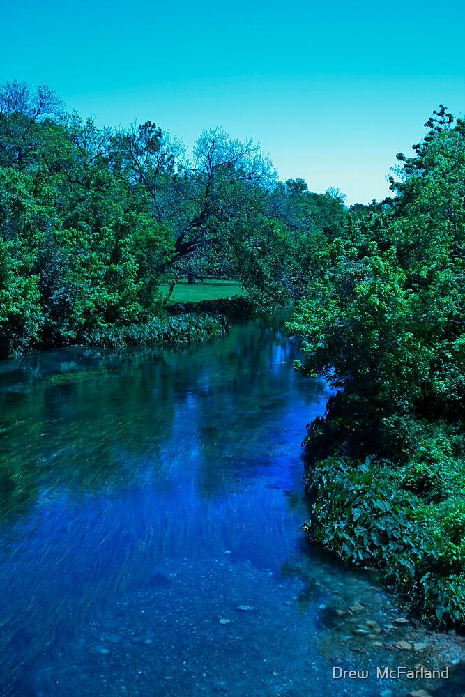 Rio Bend by Drew  McFarland