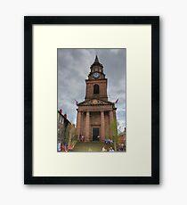 Guildhall Framed Print