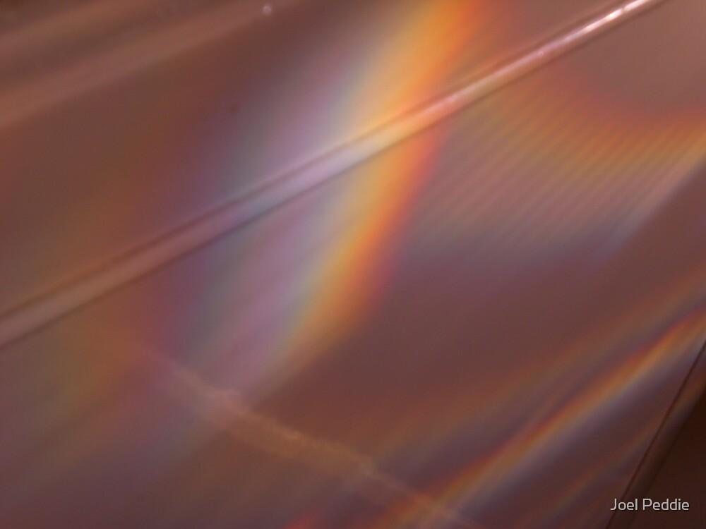 Light through glass by Joel Peddie