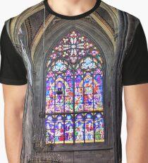 Votivkirche, Vienna Austria Graphic T-Shirt