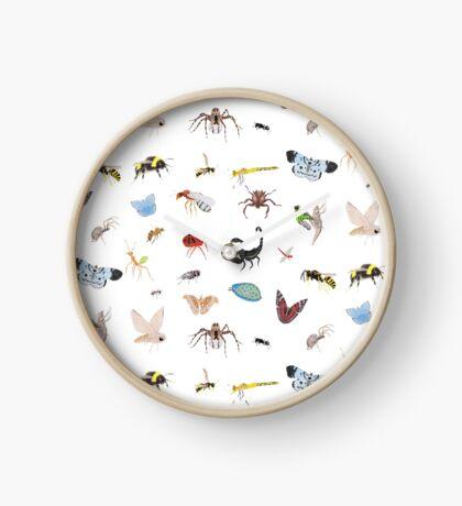 Bugs Clock