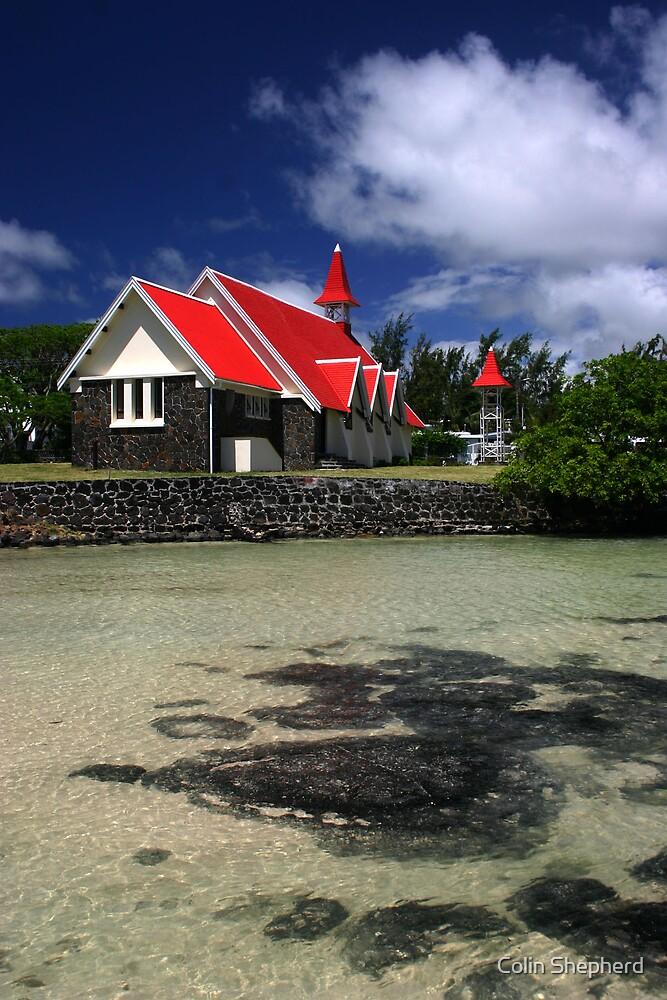 Church by the Ocean by Colin Shepherd