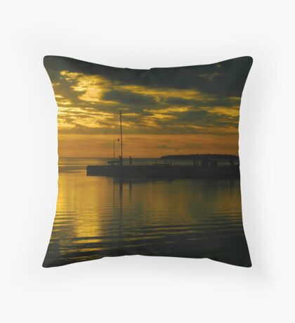 Tranquillities Lull Throw Pillow