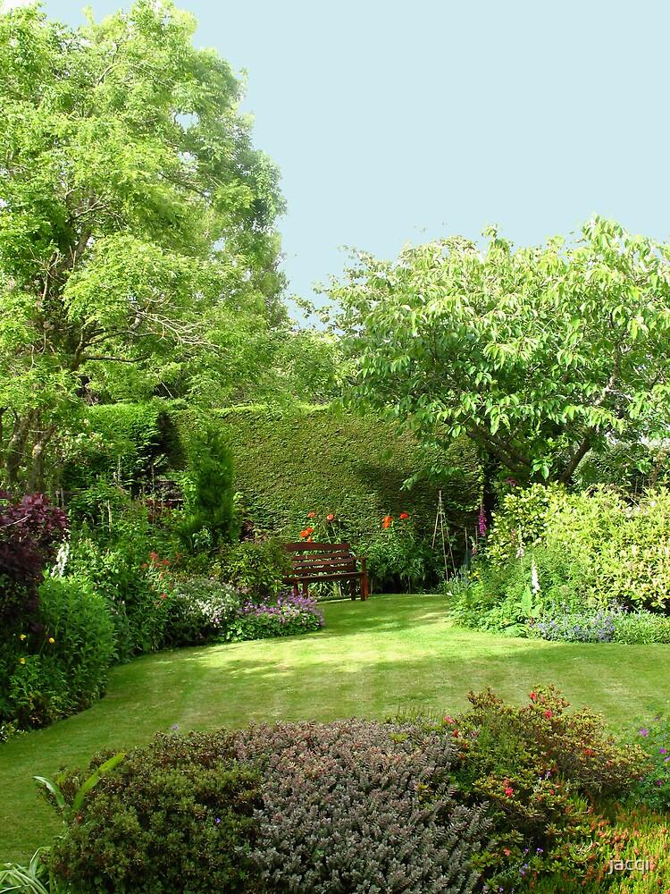 A Garden Corner by jacqi