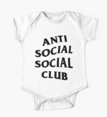Anti Social Social Club Kids Clothes